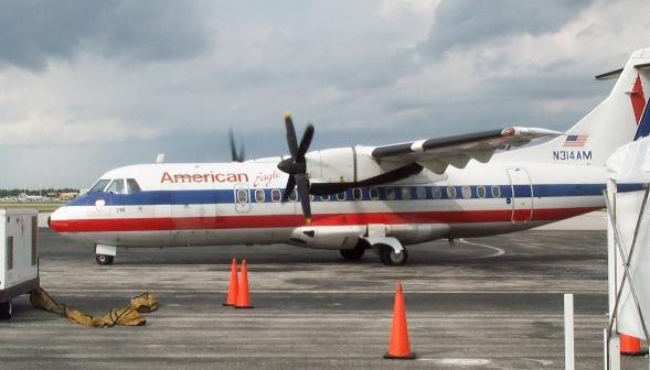 ATR 42 in Naples, FL